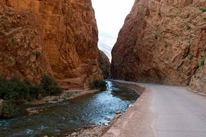 Todgha Gorge Morocco