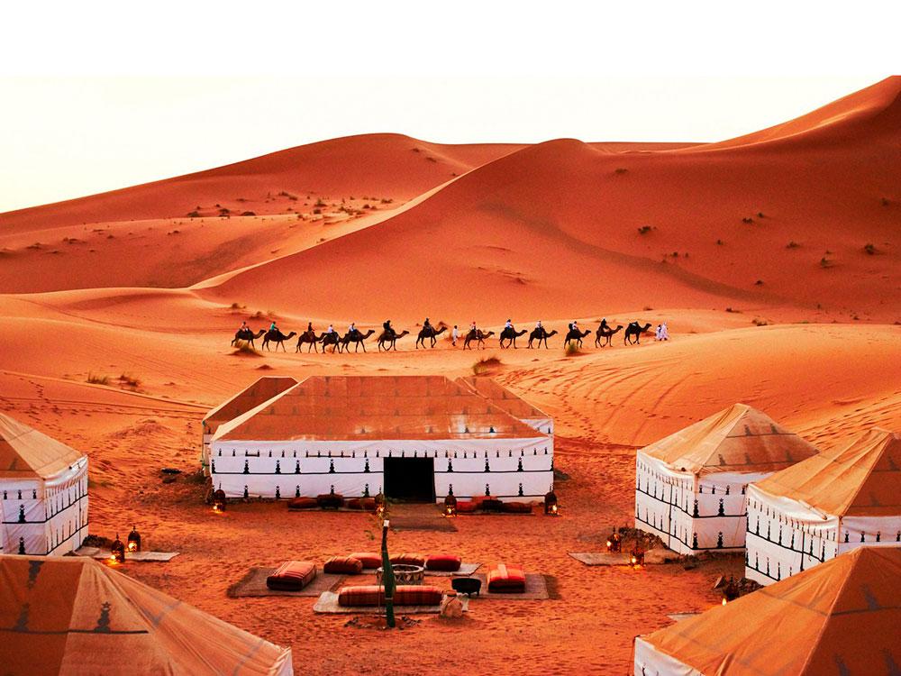 2 Days Fes Desert Tour