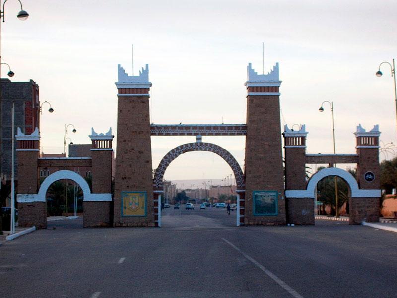 Zagora , Morocco