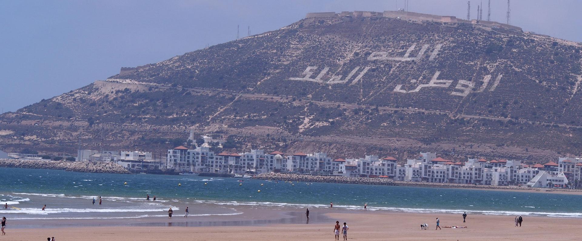 Agadir, versão natureza