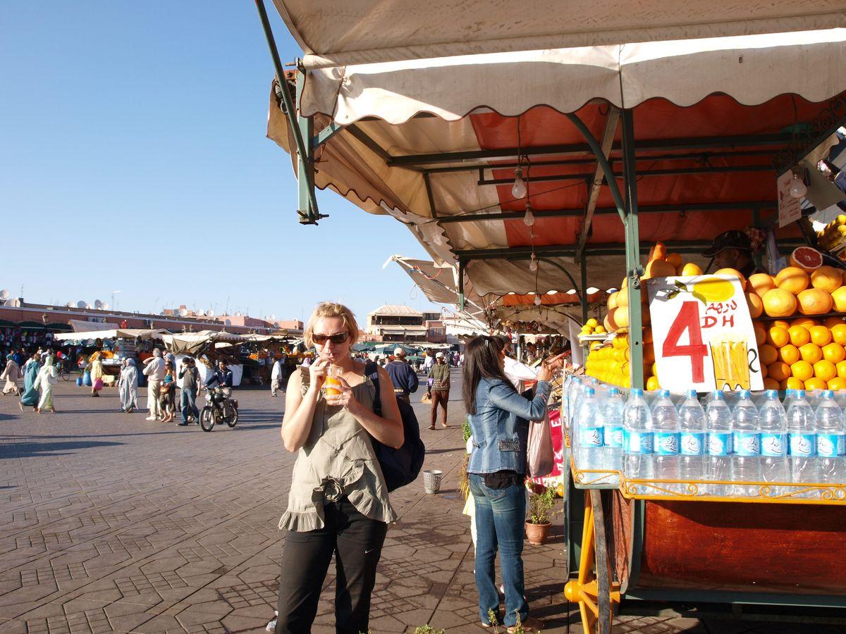 Los diez imprescindibles de Marrakech