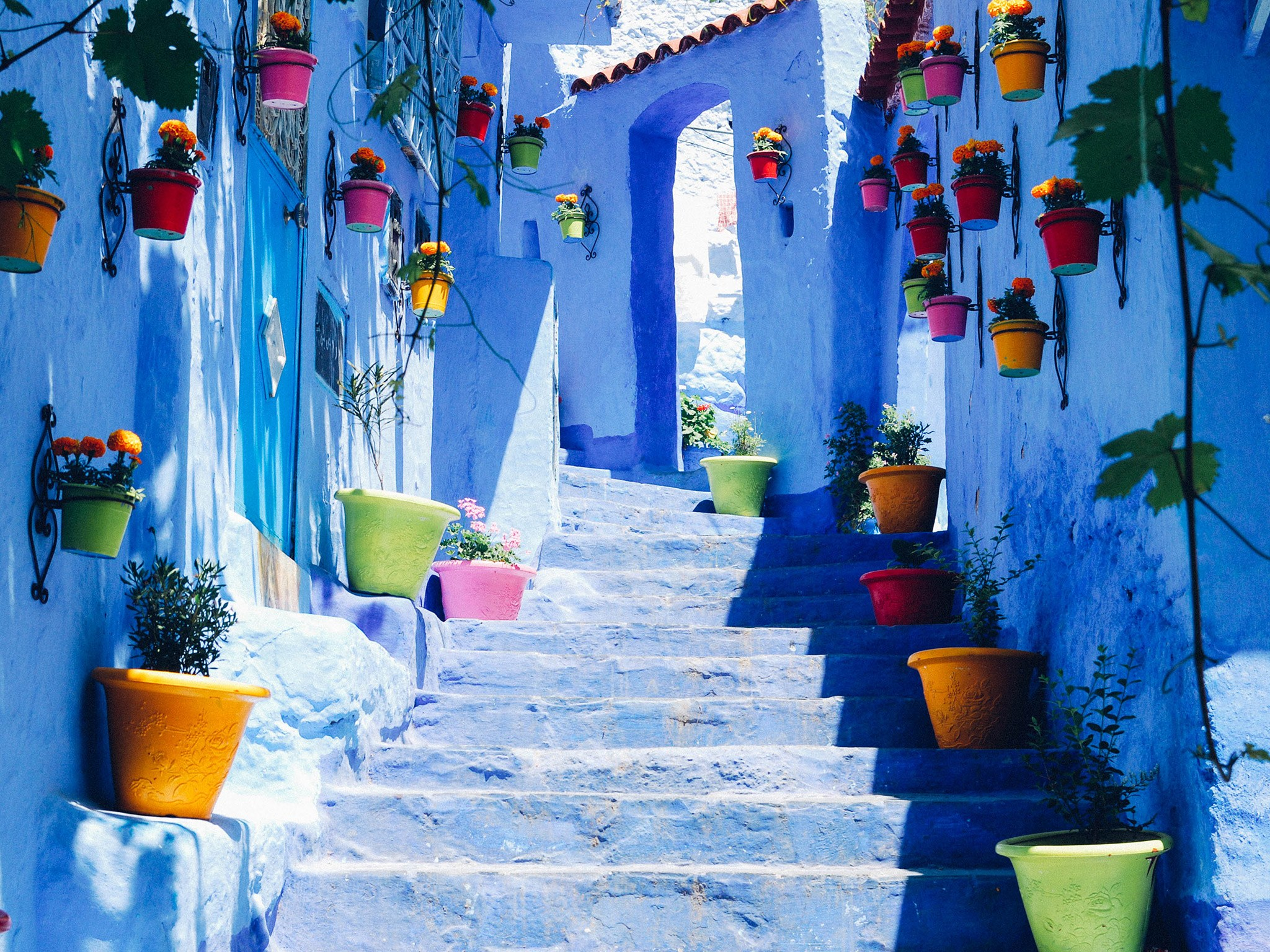 Chefchaouen The Blue City Of Morocco