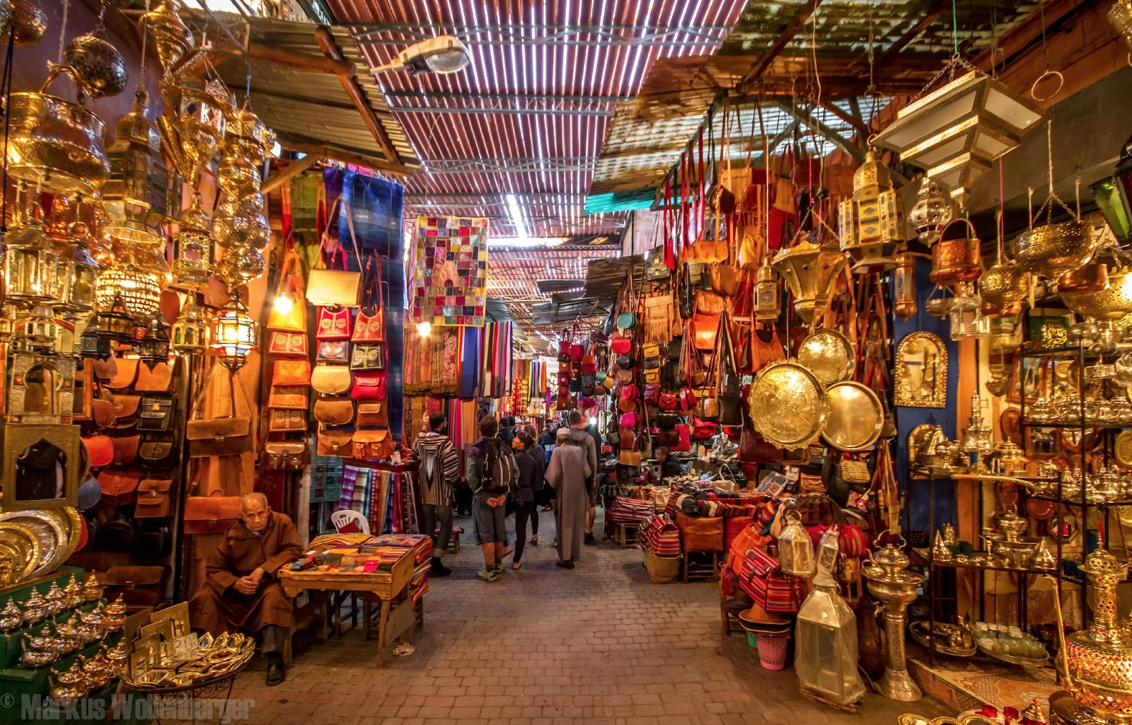 Successful shopping in Morocco in 5 steps