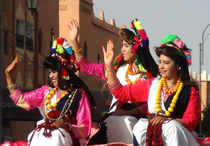 Festival of the Roses in Morocco
