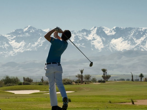 Golf in Morocco, hundred years of history…