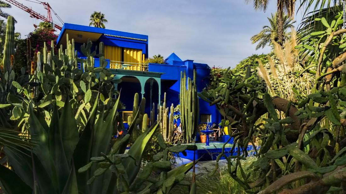 Discover Moroccan gardens